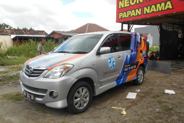 Car Wrapping & Branding Jogja