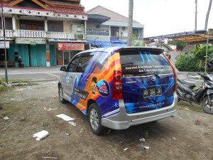Car wrapping jogja