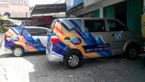 branding mobil instansi