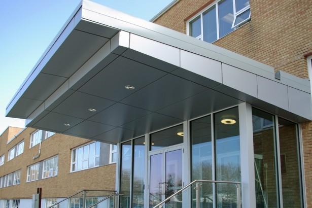Jasa Pemasangan ACP Alumunium Composite Panel Jogja