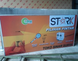 Jenis Produk Digital Printing Indoor