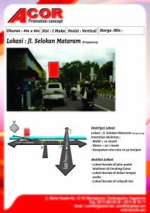 07 JL. SELOKAN MATARAM ( PRINGWULUNG )