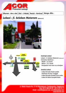 08 JL. SELOKAN MATARAM ( BABARSARI )
