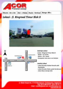 11 JL. RINGROAD TIMUR BLOK O 1