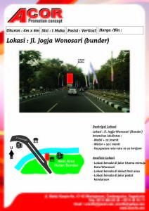 14 JL. JOGJA - WONOSARI REST AREA BUNDER