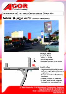 17 JL. WATES - JOGJA PATUNG NY AGENG SERANG